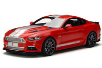 GT SPIRIT GT149 1:18 FORD MUSTANG SHELBY GT 2016 RED LIMITED EDITION 1500 PCS.