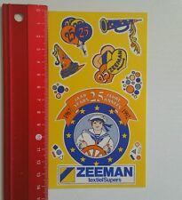 Pegatina/sticker: Zeeman textiel SuperS (03061680)