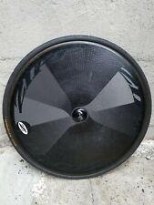 Zipp Carbon Track Disc Pista Fixed Gear Velodrome Njs