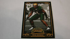 2008 Press Pass Legends # 37 Mike Jenkins #947 of #999 Card South Florida box 6