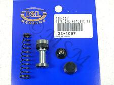 Suzuki New K&L Rear Brake Master Cylinder Rebuild Kit 0107-023
