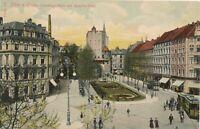 KOLN - Chlodwig-Platz mit Severin-Thor - Cologne - Germany