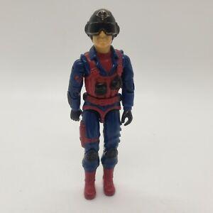 GI JOE Scrap Iron 1984  V1 Hasbro Vintage Action Figure Cobra ARAH