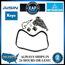 For Sequoia Tundra 4.0 4.3 4.7 V8 Aisin OEM Timing Belt Water Pump Kit NEW
