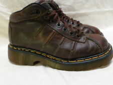 Dr. Martens 9763 Rare Vintage Women's Boot 5 Eye Made In England Size UK 6 US 8