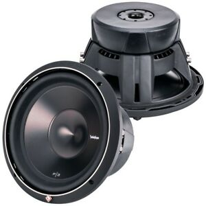"""P3D2-10 ROCKFORD FOSGATE / PUNCH P3 10"""" DVC 2-OHM SUBWOOFER 1,000 WATTS  **NEW**"""