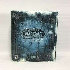 World of Warcraft Collectors Edition Wrath of The Lich King Boxed Set Pre-owned