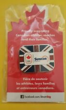2012 London Olympic Games Suncor pin NIB