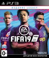 FIFA 19 Legacy Edition (PS3) Eng,Rus,Dutch,French,German,Italian,Polish,Spanish