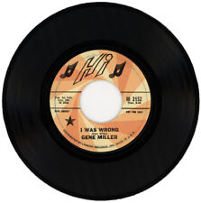 "GENE MILLER  ""I WAS WRONG""  DEMO   NORTHERN SOUL"