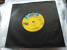 7'' ELO ELECTRIC LIGHT ORCHESTRA - HOLD ON TIGHT - JET UK 1981 VG+