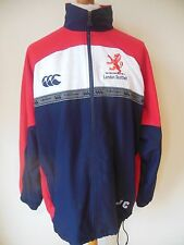 LONDON SCOTTISH RUGBY JACKET - XL