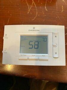 Emerson Thermostat Model 1F83C-11PR