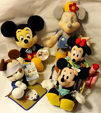 CHOOSE ONE MICKEY or MINNIE Plush from Japan~ship free