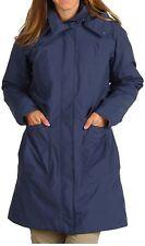 Patagonia Northwest Parka Down Coat Womens Prussian Blue L 12 14 New w Tags $399