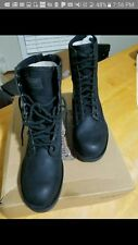 Polo Ralph Lauren Denim Supply Dry Goods Leaside Military Army Combat Boots 8
