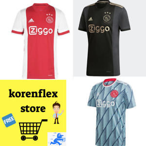 shirt Ajax Amsterdam football soccer amazing Adidas jersey with name and number