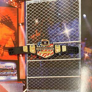 WWE MATTEL ELITE For FIGURE WRESTLING BELT US UNITED STATES CLASSIC WWF CHAMPION
