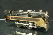 1940'S MARX MAR LINES 391 ENGINE LOCOMOTIVE TRAIN ORIGINAL VINTAGE TOY O SCALE