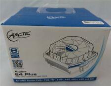 Arctic Alpine 64 plus CPU radiador AMD zócalo 939/am2 (+)/am3 (+)/am4/fm1/fm2 franquea