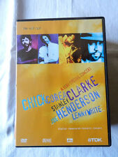 CRICK COREA STANLEY CLARKE A Very Special Concert Joe Henderson Lenny White DVD
