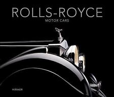 ROLLS-ROYCE MOTOR CARS - BRAUN, ANDREAS (EDT) - NEW HARDCOVER BOOK