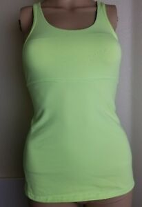 Lululemon Cool Racerback Yellow/green Size 4-D26