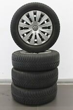 Original VW Golf 5 Winterkompletträder Michelin 195/65 R15 91T M+S