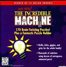 THE EVEN MORE INCREDIBLE MACHINE +1Clk Windows 10 8 7 Vista XP Install