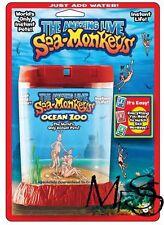 Sea Monkeys Ocean Zoo Red    *  Brand New