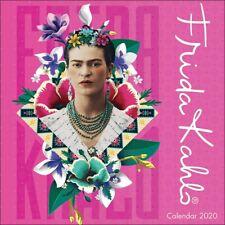 Frida Kahlo Kalender 2020 quadratisch 30 x 30 cm