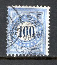 Switzerland - 1878 Postage Due -  Mi. 8 I N VFU (II)