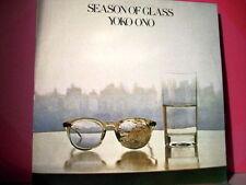 ONO YOKO LP  season of glass - inner USA EX/EX (VINYL)