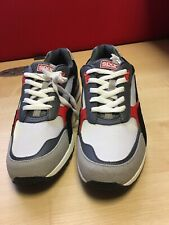 SPARCO SH-17 Black/Red trainers shoes Size 45 UK 10.5 BNIB
