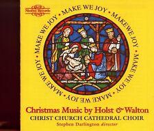 Make We Joy / Music For Christmas by Holst And Walton - Christ Church  - MINT