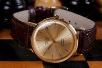 watch POLJOT De Luxe ultra slim Wrist watch Mechanical USSR Vintage Serviced