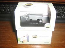 OXFORD DIE-CAST - FARM TRAILER - GREY - 00 gauge / 1:76 model