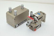Karl Suss PH400 Micropositioner w/ X/Y/Z Controller - Parts or Repair (A) (amm)