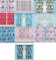 "DISNEY & TV CHARACTER CHILDRENS READY MADE PENCIL PLEAT CURTAINS 54"" AND 72"""