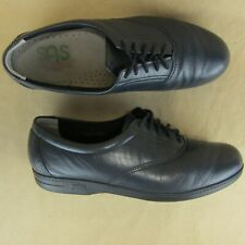 SAS Tripad Comfort US 8 N Women Casual Oxford Shoe Walking Narrow Leather