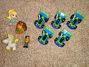Disney Pixar Toy Story 4 Blind Bag Figures x9 RV Barbie Buttercup Hedgehog Army