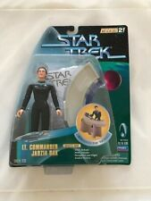 Star Trek Lt Commander Jadzia Dax Playmates Figure Warp Factor Series 2
