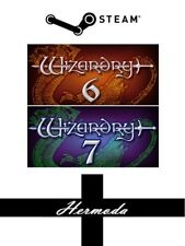 Wizardry 6 & 7 Steam Key - for PC, Mac or Linux (Same Day Dispatch)
