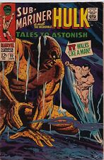 Marvel Comics Group! Tales to Astonish! Sub-Mariner and the Incredible Hulk #92!