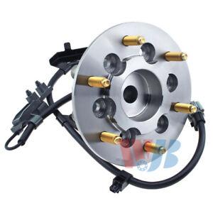 Wheel Bearing and Hub Assembly-RWD Front Right WJB WA515105