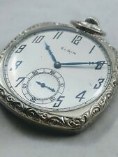 Gorgeous Antique Elgin Pocket Watch