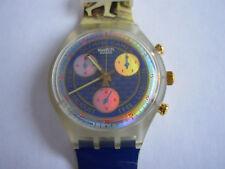 SWATCH CHRONO OLYMPIC LONDON 1848  - SCZ102 - 1994 - NEW + PILA GRATIS