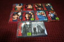 Smallville - Complete Season Series 1-10 DVD *Brand New Sealed*