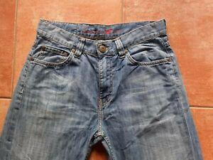 Jeans, Mustang, Bootcut, blau, Gr. 31/32