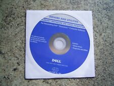 DELL Dimension Computer software Drivers CD / DVD Disc
